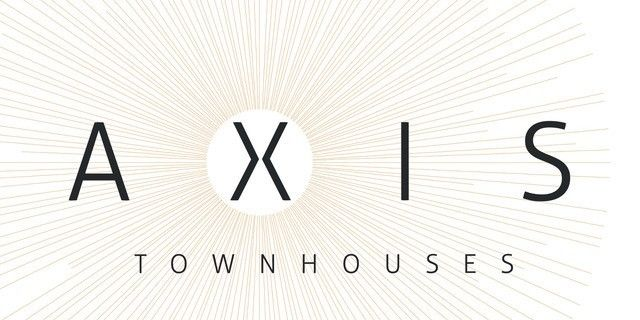 Axis Townhouses Logo