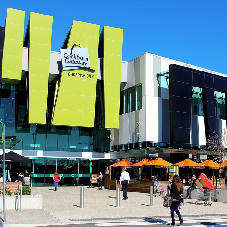 Mason Green Shopping Centre